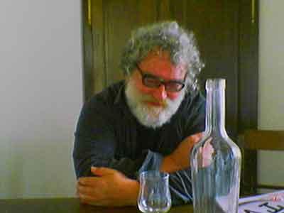 Bernard Pochet, artiste poète et musicien